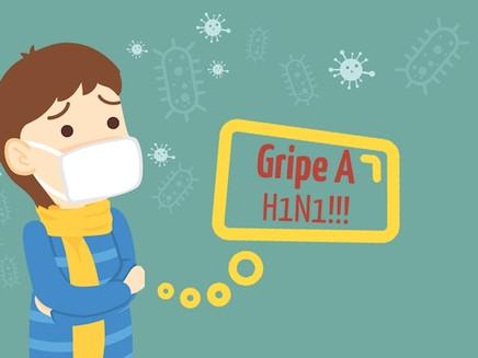 H1N1: Será que o tempo influencia?