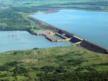 Escassez quantitativa dos recursos hídricos da Região Hidrográfica do Paraná
