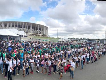 Mais de 105 mil pessoas visitaram a Vila Cidadã durante o 8º Fórum Mundial das Águas