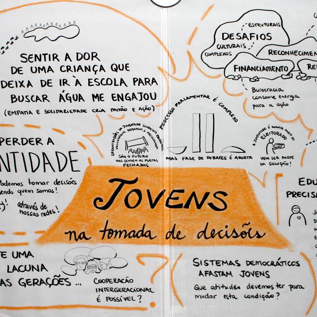 JOVENS NA TOMADA DE DECISÃO