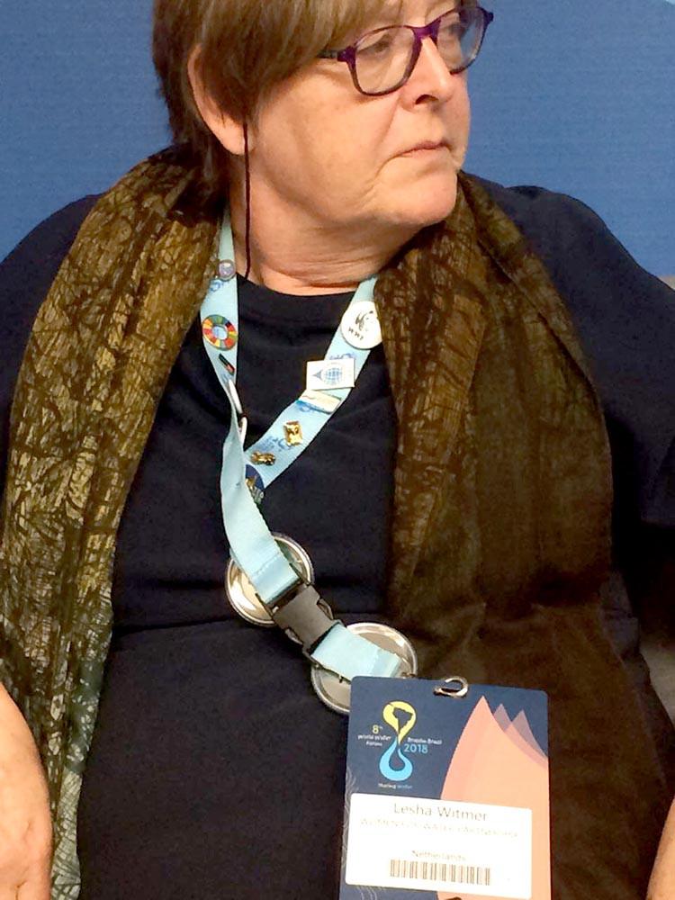 Lesha Witmer