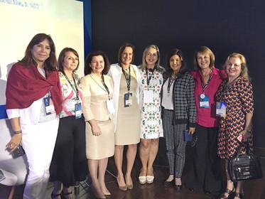 Mulheres pelas águas no 8º Fórum Mundial da Água