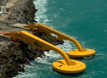 Energia das ondas no Brasil.