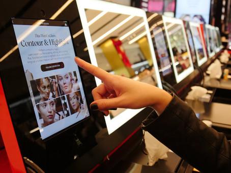 Como a Sephora criou um ambiente amigável, interativo e exploratório em sua loja de São Francisco