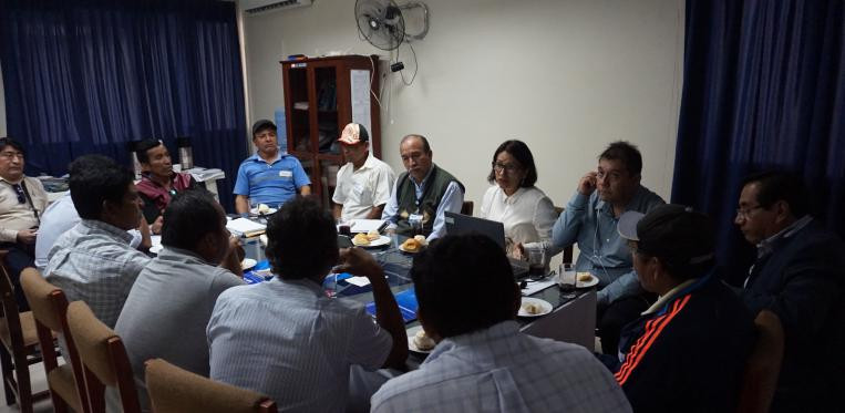 PERÚ: ANA impulsa en Piura gestión eficiente del agua como medida frente al cambio climático