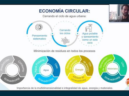 La economía circular, una solución posible para la transformación del paradigma del agua