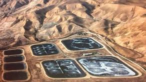 Estação de Tratamento de Esgotos em Israel reduz 40% a DBO com 7% de aumento da vazão utilizando a b