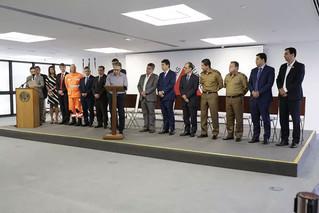Governador sanciona PL que determina medidas mais rígidas para barragens em MG