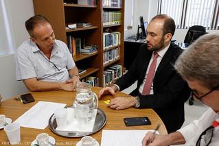 Ministério Público firma compromisso de integrar Comitês nas tomadas de decisões da recuperação da b