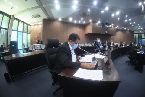 Coordenador da Ceap, eng. eletric. Jorge Bitencourt