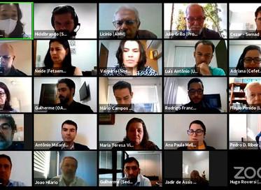 Plenário do Copam debate projetos importantes da gestão ambiental em Minas