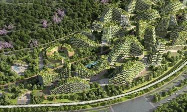 Primeira cidade 100% sustentável do mundo ficará pronta em 2020