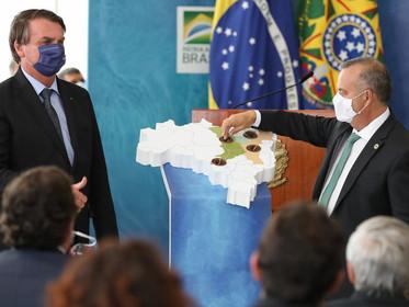 Governo Federal firma parceria com dez empresas para revitalizar bacias hidrográficas brasileiras