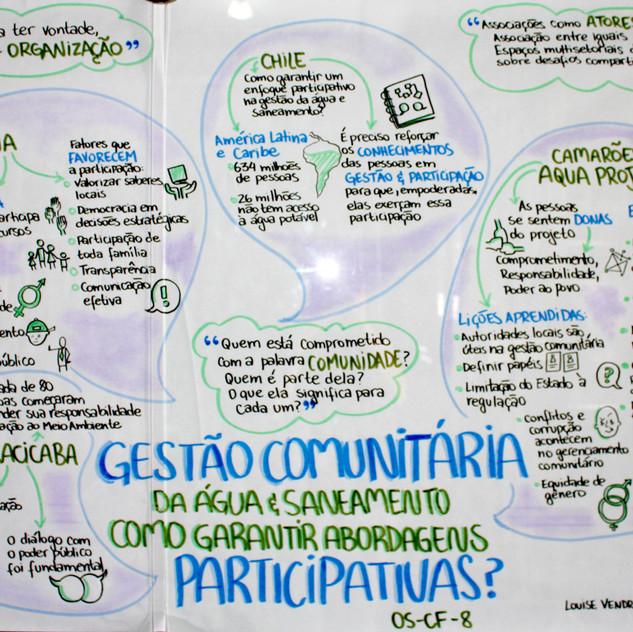 GESTÃO COMUNITÁRIA DA ÁGUA E SANEAMENTO - COMO GARANTIR ABORDAGENS PARTICIPATIVAS