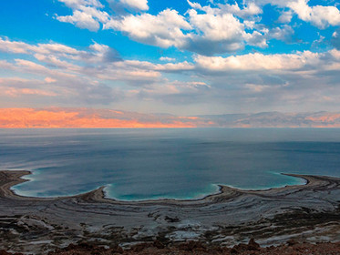 O Mar Morto