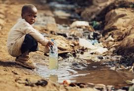 Basta!  Água potável para todos.