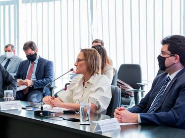 ANA participa da 1ª reunião do Comitê Interministerial de Saneamento