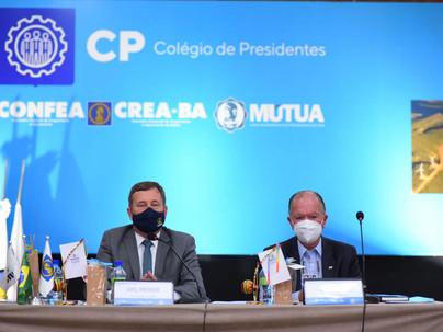 Salvador recebe Colégio de Presidentes