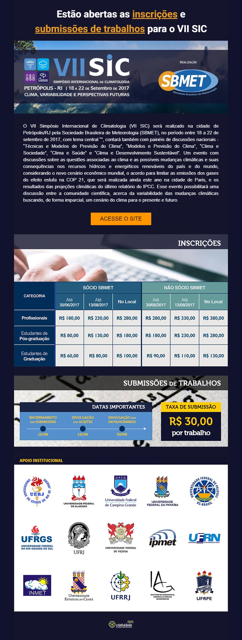 E-MAIL MARKETING E FACEBOOK