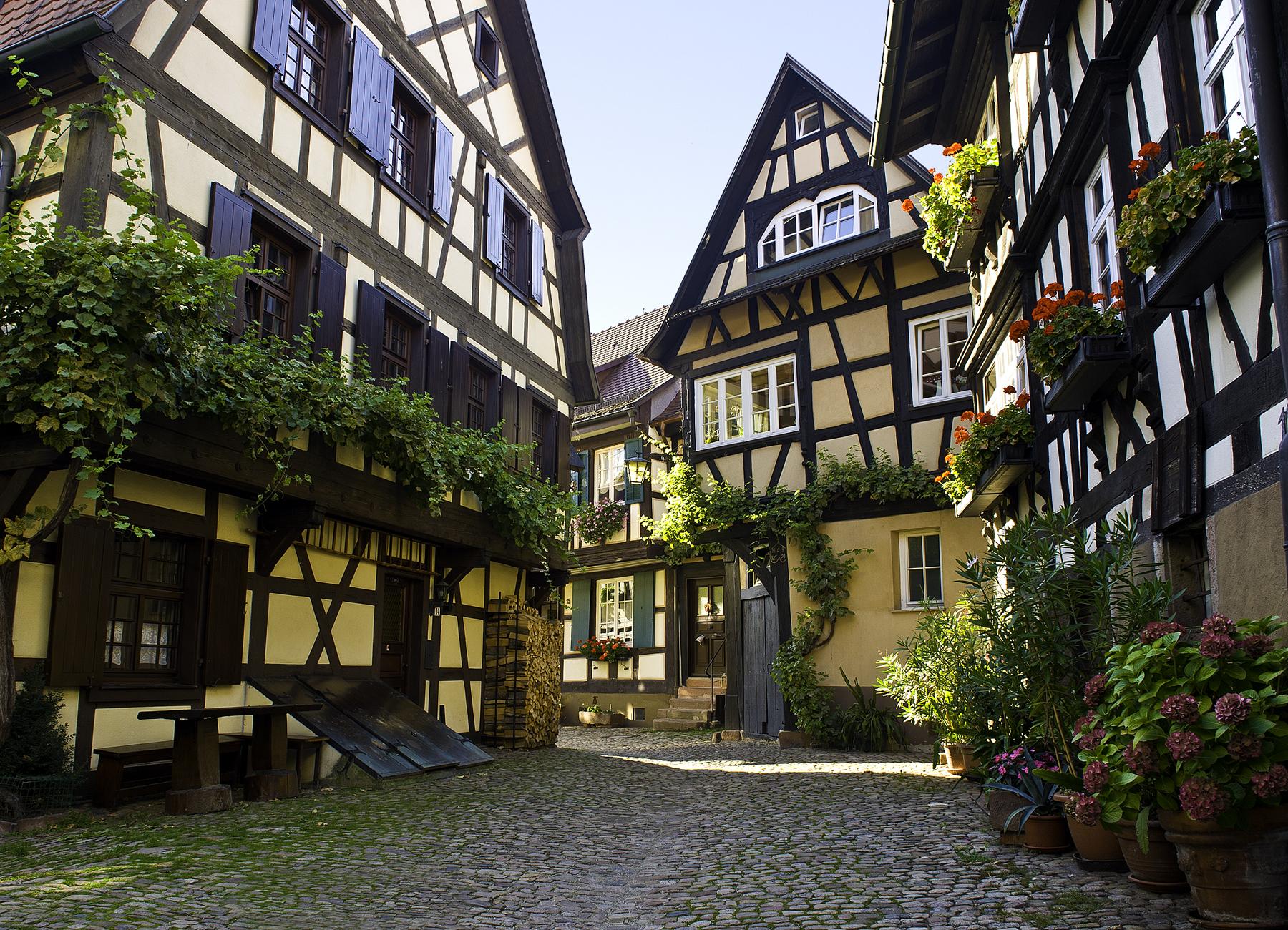 Gengenbach Engelgasse Foto