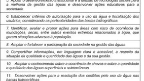 Nova Etapa de Revisão do Plano Nacional de Recursos Hídricos – PNRH 2021 - 2040 por Valéria Borges V