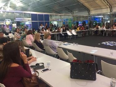 GALERIA DE FOTOS - OFICINA: Academia de Capacitação das Embaixadoras pela Água