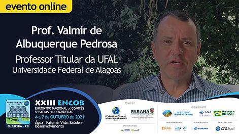 Prof. Valmir de Albuquerque Pedrosa