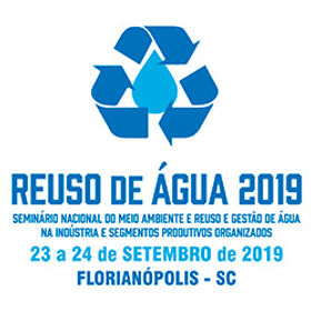 REUSO DE ÁGUA 2019