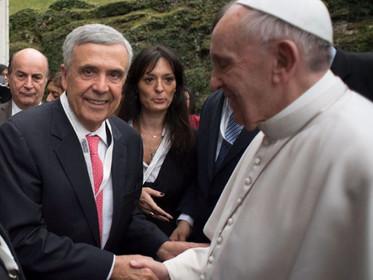 """No Vaticano, Ben Braga, Presidente do CMA, participa do evento """"O direito humano  à água"""""""
