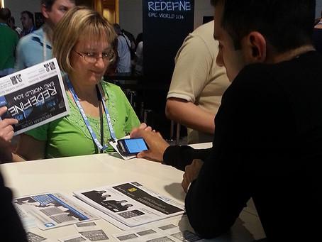 EMC World | Eventos que usaram a tecnologia RFID para melhorar a experiência do visitante