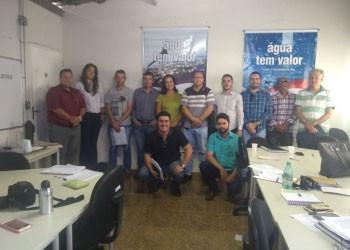 Municípios recebem orientações sobre o projeto de cadastro de rede