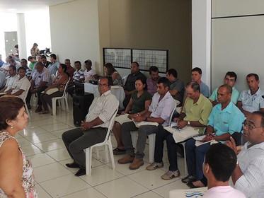 CBH Jequitaí e Pacuí/MG busca parcerias para preservação de nascentes