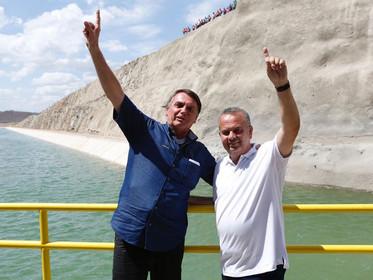 Jornadas das Águas: Governo Federal entrega maior obra de infraestrutura hídrica de Pernambuco