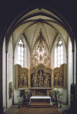 聖シュテファン大聖堂内部