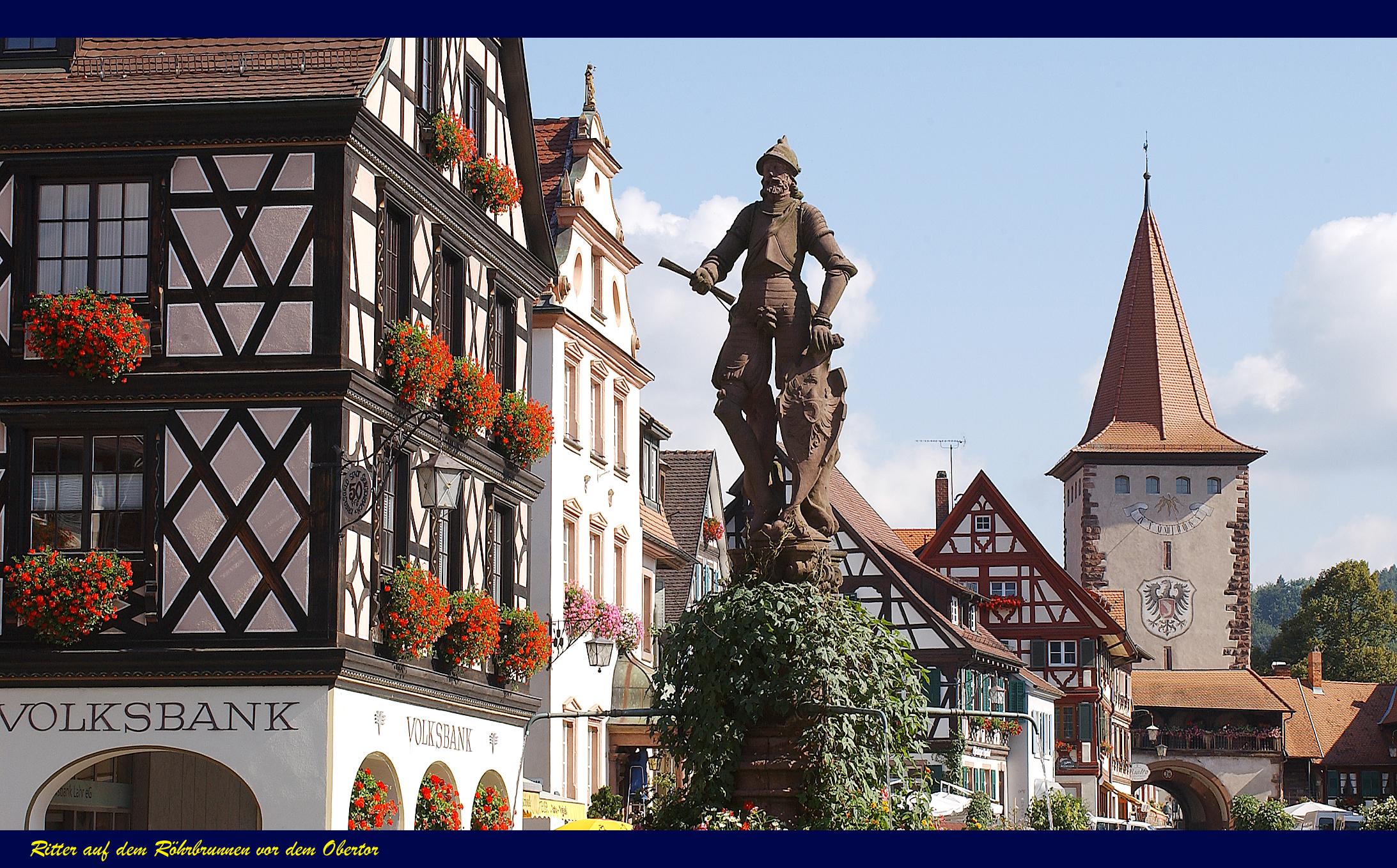 Gengenbach_Ritter_Obertor F