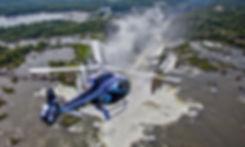 Sobrevoo sobre as Cataratas do Iguaçu