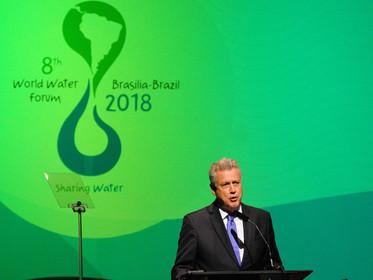 GALERIA DE FOTOS - Encerramento 8º Fórum Mundial da Água