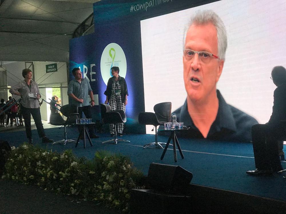 Fórum Cidadão traz diversos assuntos para diálogo no penúltimo dia do Fórum Mundial da Água