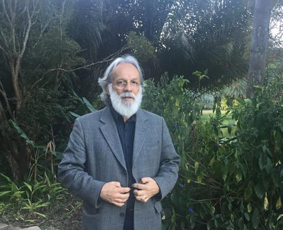 Paulo Salles, diretor presidente da ADASA (Agência Reguladora de águas, Energia e Saneamento do Distrito Federal), durante reunião preparatória para o 8º Fórum Mundial da Água, que aconteceu no Instituto Inhotim, nos dias 27 e 28 de junho.