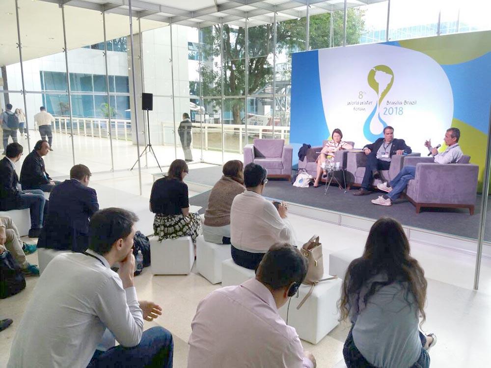 Populações tradicionais realizam roda de diálogo na Arena da Vila Cidadã