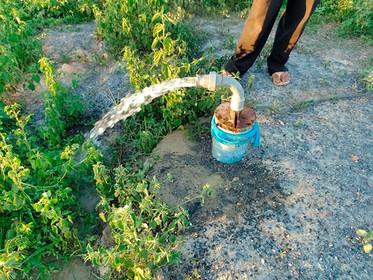 Estado de Minas avança com limpeza e testes de vazão em 25 poços do Programa Água Doce