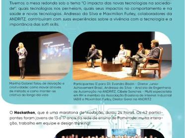 ANDRITZ incentiva a educação de qualidade alinhada a ODS