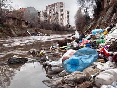 Contaminación difusa, el reto para la gestión del agua en ciudades