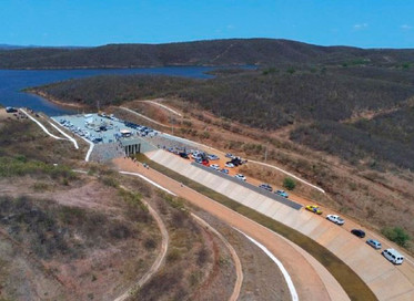 Governo Federal avança para garantir segurança hídrica à Região Metropolitana de Fortaleza