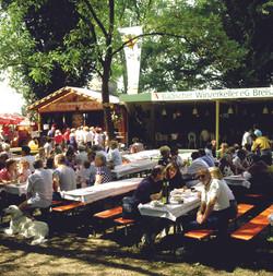 カイザーシュトゥール(トゥニバーク)のワイン祭