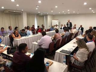 Ceará recebe encontro do Fórum Nacional de Comitês de Bacias