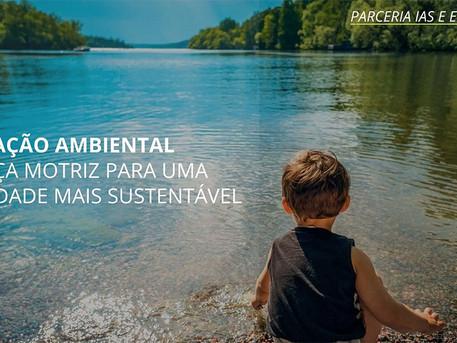 Educação Ambiental é força motriz para uma sociedade mais sustentável
