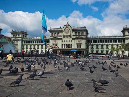Guatemala pede união da América Central contra mudanças climáticas