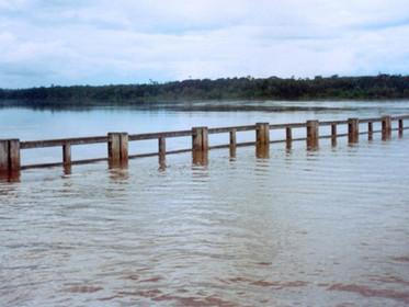Sinal de Alerta no Rio Tocantins