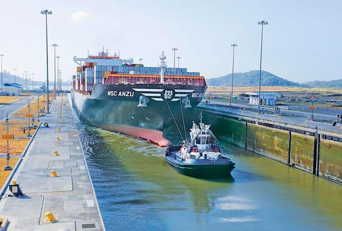 En 2019, la cuenca hidrográfica del Canal experimentó su quinto año más seco en 70 años.  Archivo | La Estrella de Panamá